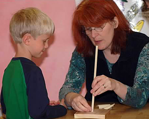 Oxbow Schoolhouse Practical Arts